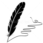 1212393_stock-photo-black-and-white-feather-and-flourish