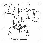 65828948-leer-un-libro-obtener-información-preguntas-respuestas-pensamientos-dibujo-de-esquema-muchacho-hombre-n