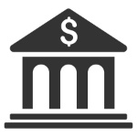 65636043-bank-building-glyph-icon-flat-gray-symbol-pictogram-is-isolated-on-a-white-background-designed-for-w