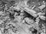 sleep in trenches