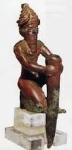 figurina di fondazione