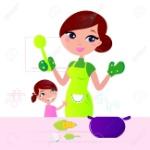 10537284-madre-y-niño-cocinar-juntos-en-la-cocina-
