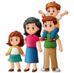 ilustracion-de-vector-de-dibujos-animados-de-familia-feliz_43633-3549