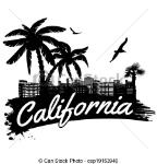 cartel-california-eps-vectorial_csp19153946