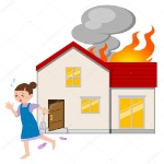 depositphotos_124724948-stock-illustration-housewife-to-escape-from-fire