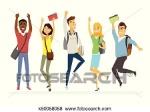 feliz-saltar-3o-edad-escuela-clip-art__k50058058