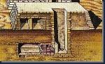 sezione mastaba