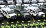 Blindados Sandcat Ejercito Policia Colombia