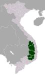 VietnamCentralHighlandsmap