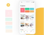 QuickBee - Advertising app