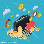 59986403-la-acumulación-de-los-fondos-la-cartera-de-negocios-financiera-de-la-estadística-del-vector-del-concepto