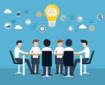 Personas-en-Reunion-de-Negocios-e-Ideas