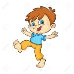 31661869-niño-feliz-de-dibujos-animados-muchacho-alegre-saltando-aislados-en-blanco-
