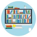 e bibliotek