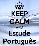 estude português