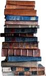 Books in stacks 2