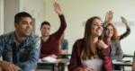 partciate in class