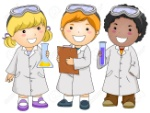 8129531-un-petit-groupe-de-jeunes-de-mener-une-expérience-de-laboratoire