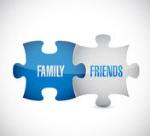 familia-amigos-diseño-del-ejemplo-de-los-pedazos-del-rompecabezas-41599787