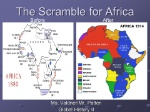 The+Scramble+for+Africa