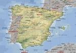 cartina spagnola