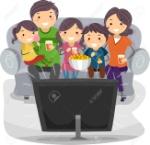 12325657-ilustración-de-una-familia-viendo-un-programa-de-televisión-juntos