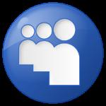 social-myspace-button-blue-icon