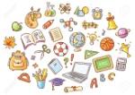 37297313-conjunto-de-cosas-escuela-de-dibujos-animados-sencillos-de-colores-en-una-imitación-lápiz-estilo-de-dibuj