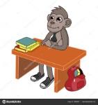 depositphotos_148558431-stock-illustration-monkey-goes-to-school