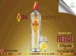 Regal dry gin