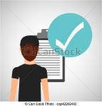 entrega-verificar-bienes-hombre-clipart-vectorial_csp42268400