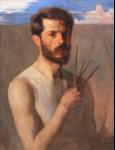Eliseu_Visconti_-_Autorretrato_-_1902