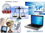 logo de informatica juridica