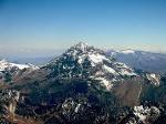 montaña andes aridos