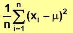 Media y varianza Distribucion discreta uniforme_Varianza