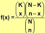 distribucion hipergeométrica 2