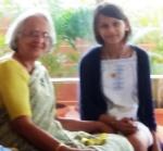 Shashi, Shaila, Taarini, Anika Weling (2)
