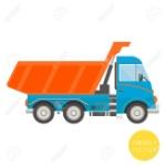 75199738-transporte-de-dibujos-animados-dump-truck-ilustración-vectorial-vista-desde-el-lado-