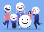 characters-of-people-holding-positive-emoticons-illustration_53876-26818