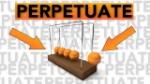 perpetuate