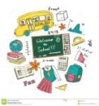 sistema-de-dibujos-bosquejos-mano-dibujo-illustrat-del-vector-69570612