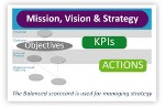 mission vision stratgey