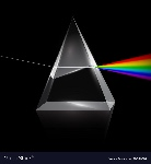 rainbow-light-trough-prism-on-dark-background-vector-20086607