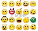 20667166-conjunto-de-emoticons-amarillos-expresivos-redondas-sobre-el-fondo-blanco