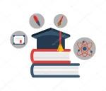 depositphotos_96322970-stock-illustration-academic-education-design