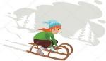 depositphotos_4495178-stock-illustration-redheaded-girl-sledding-in-the