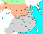 230px-Map_of_Northern_Wei_and_Liu_Song_Dynasty_ja