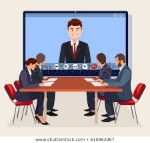 video-conference-business-meeting-consultation-450w-610963967