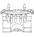fireplace-with-mantel-holding-christmas-stockings-coloring-page