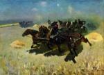 М.Б. Греков Тачанка